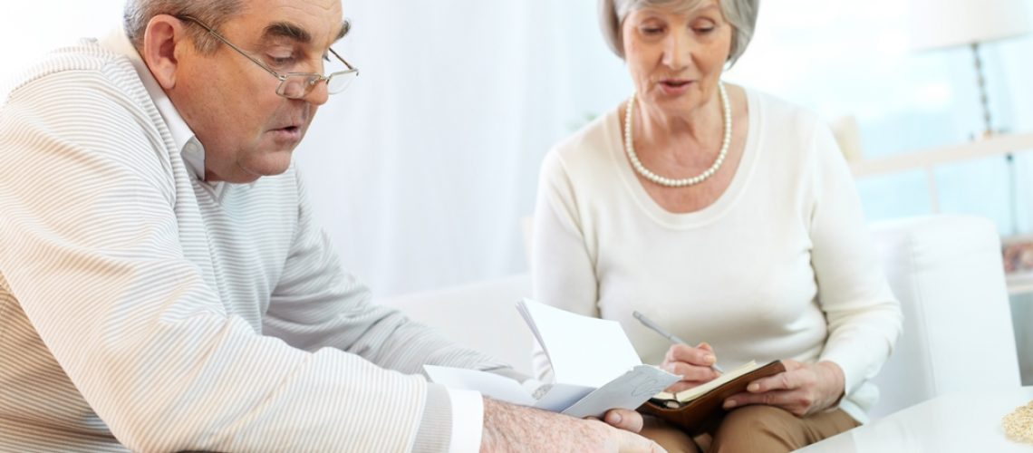 Home finances planning